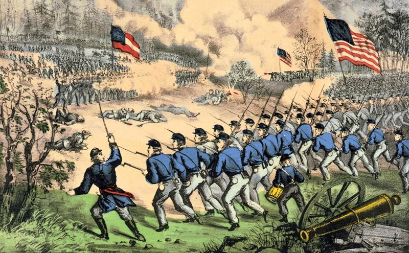 Battle clipart bull run. Battles of baton rouge