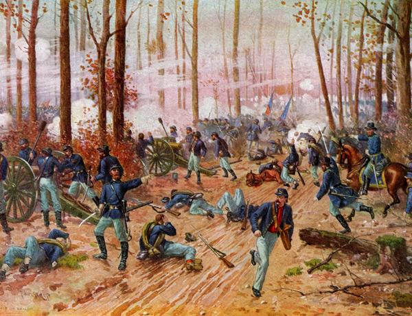 Battle clipart civil war battle. Of shiloh
