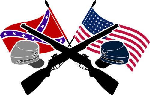 The american . Battle clipart civil war battle