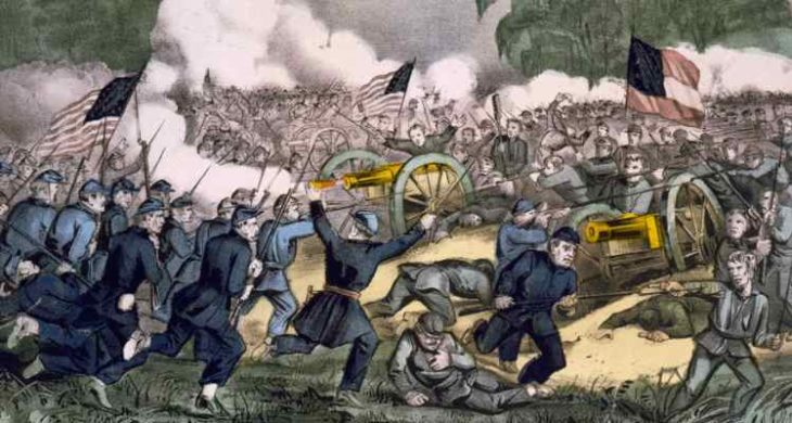 Battle clipart civil war battle. Great movies for teaching