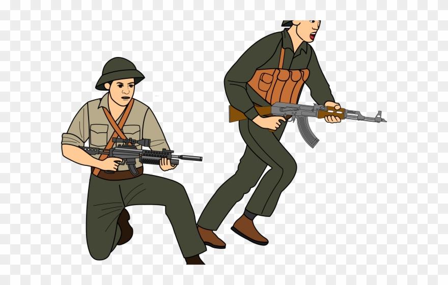 Soldier vietnam war png. Battle clipart clip art