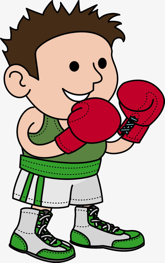 The boy want to. Battle clipart combat