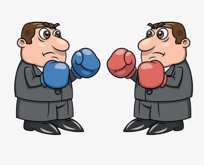 Battle clipart combat. The twins played boxing