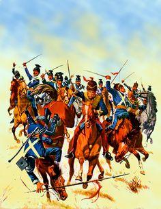Battle clipart crimean war. French soldiers musings modern