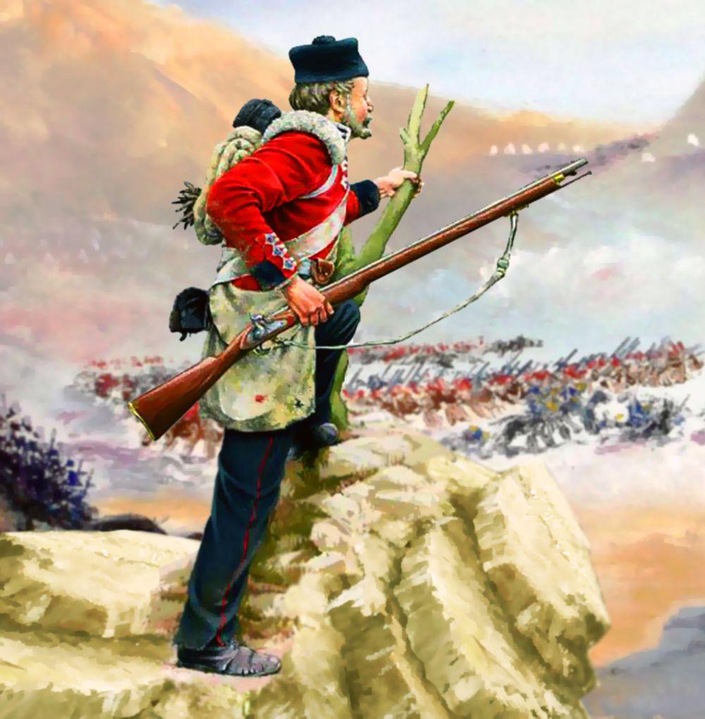 British light division at. Battle clipart crimean war