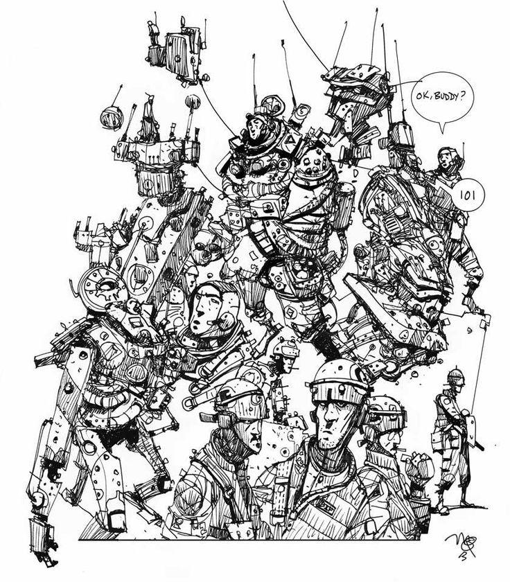 Battle clipart drawing.  best artist ian