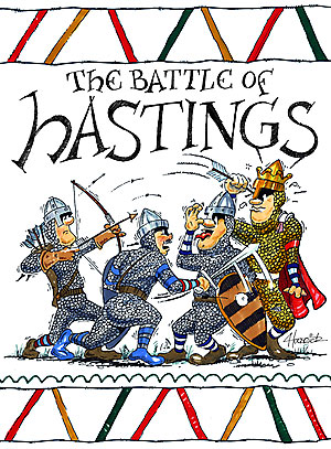 History is a lie. Battle clipart hastings clipart