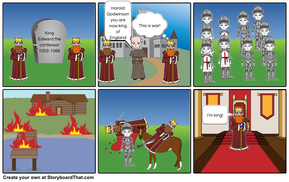Battle clipart hastings clipart. Of storyboard by cherrypopj