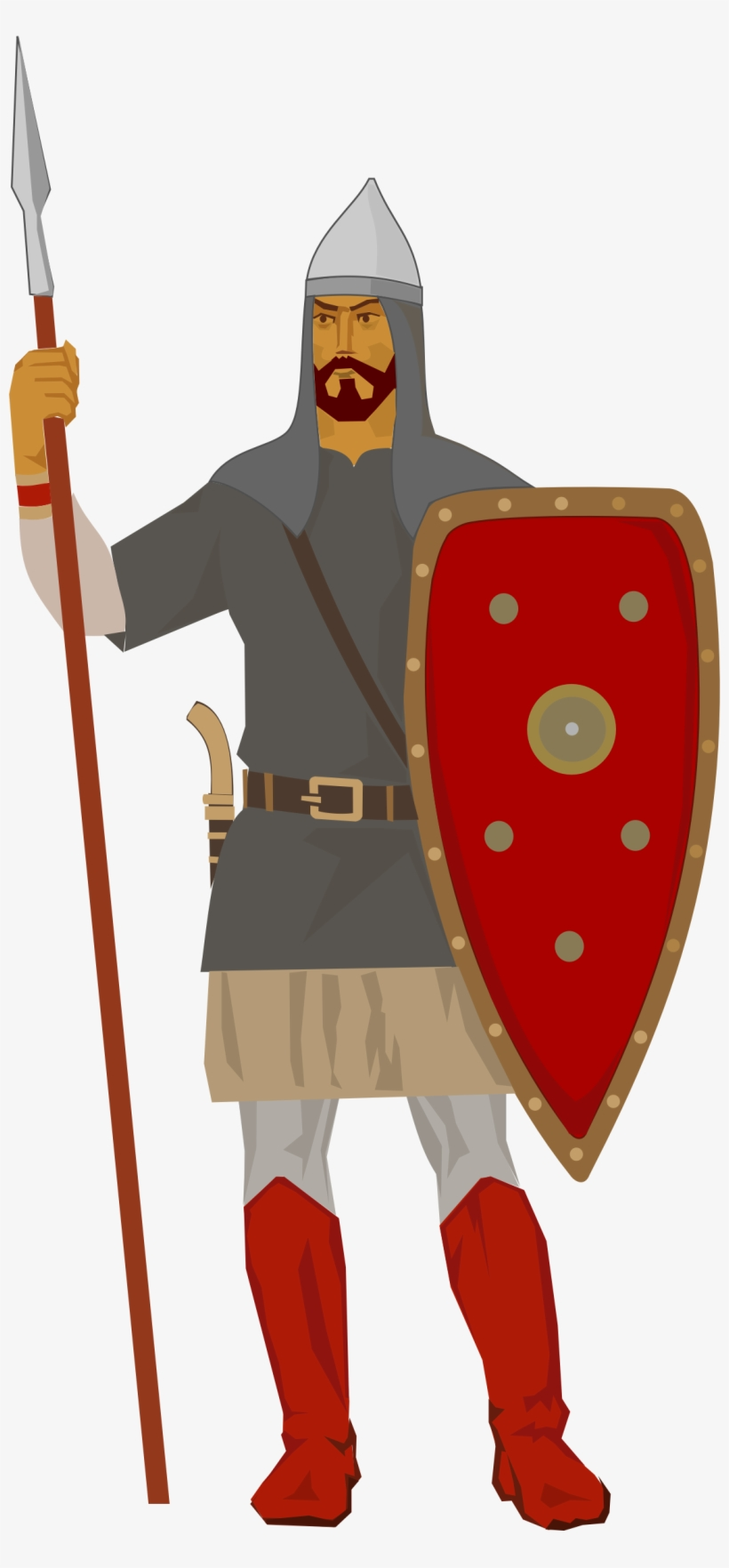 Soldier drawing free download. Battle clipart medieval army