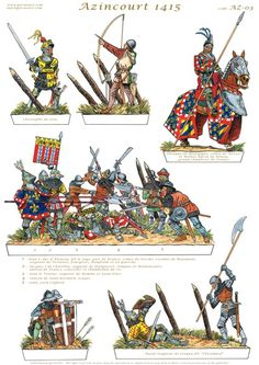 Gorini art soldatini di. Battle clipart medieval army