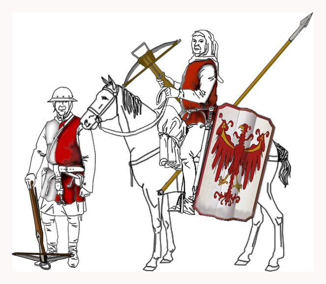 Battle Clipart Medieval War, Battle Medieval War