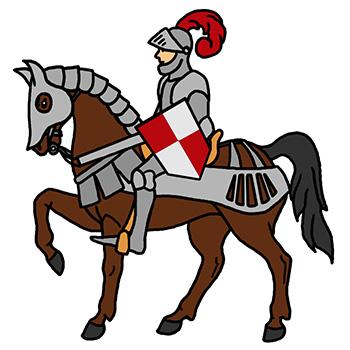 battle clipart medieval war