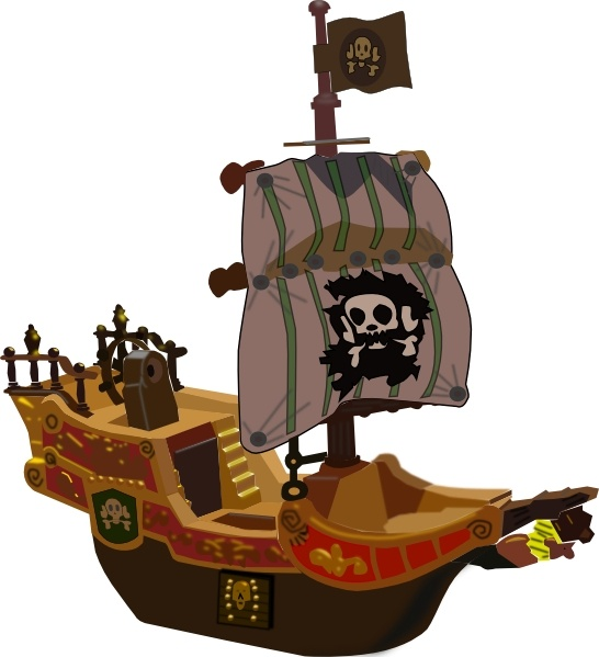 Battle clipart pirate ship. Pirates drawing at getdrawings
