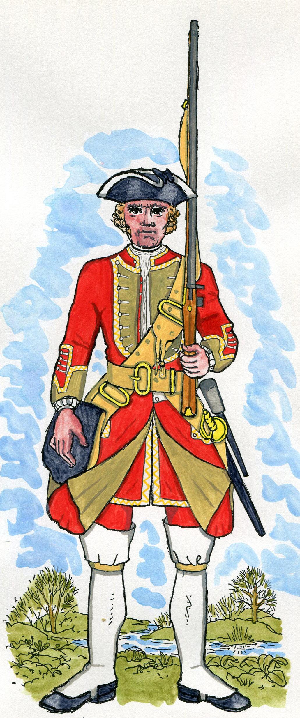 The of dettingen st. Battle clipart plassey