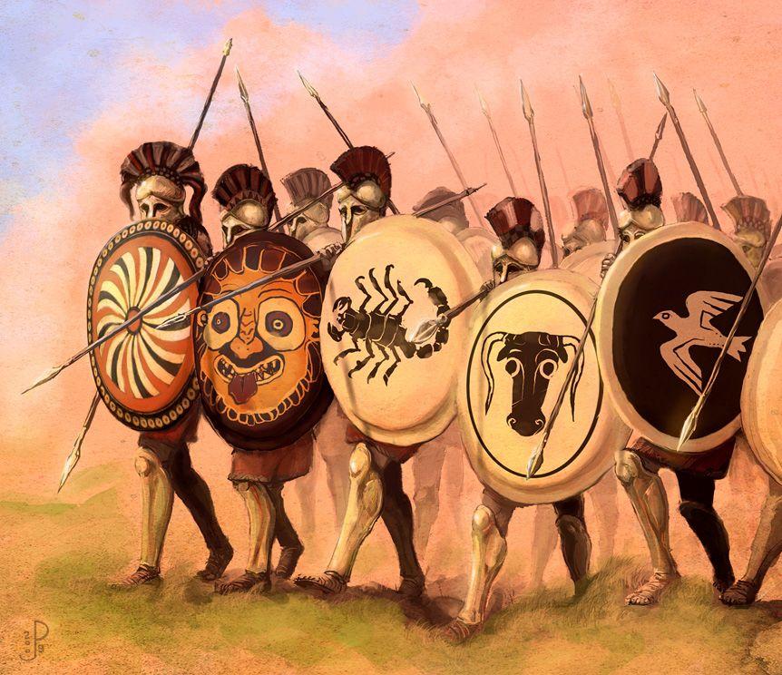 Battle plataea