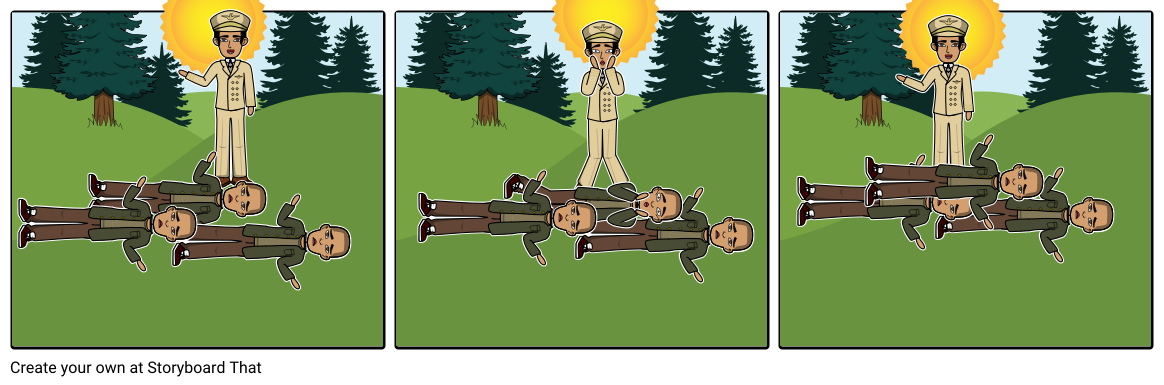 The at storyboard by. Battle clipart san jacinto