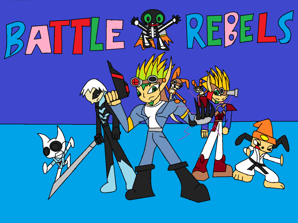 Playstation all stars royale. Battle clipart simple
