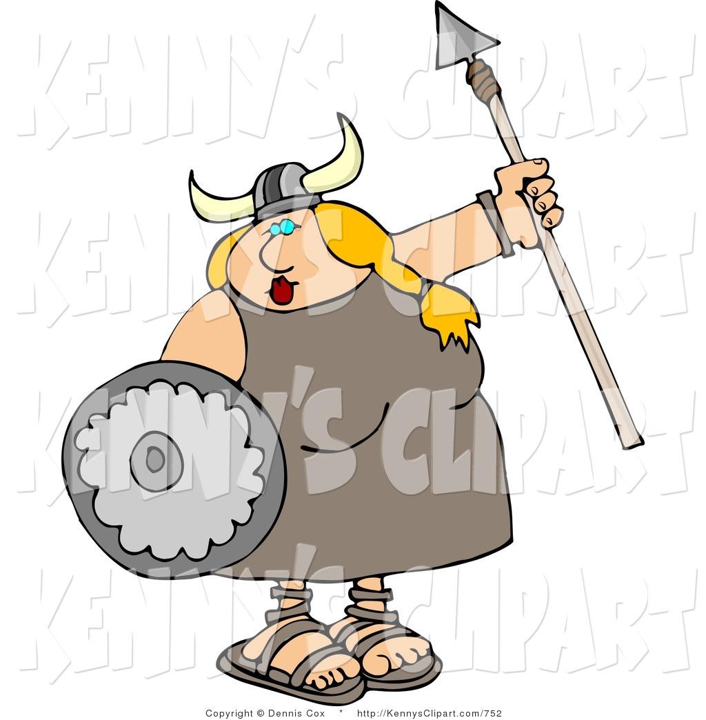 Clip art of a. Battle clipart spear