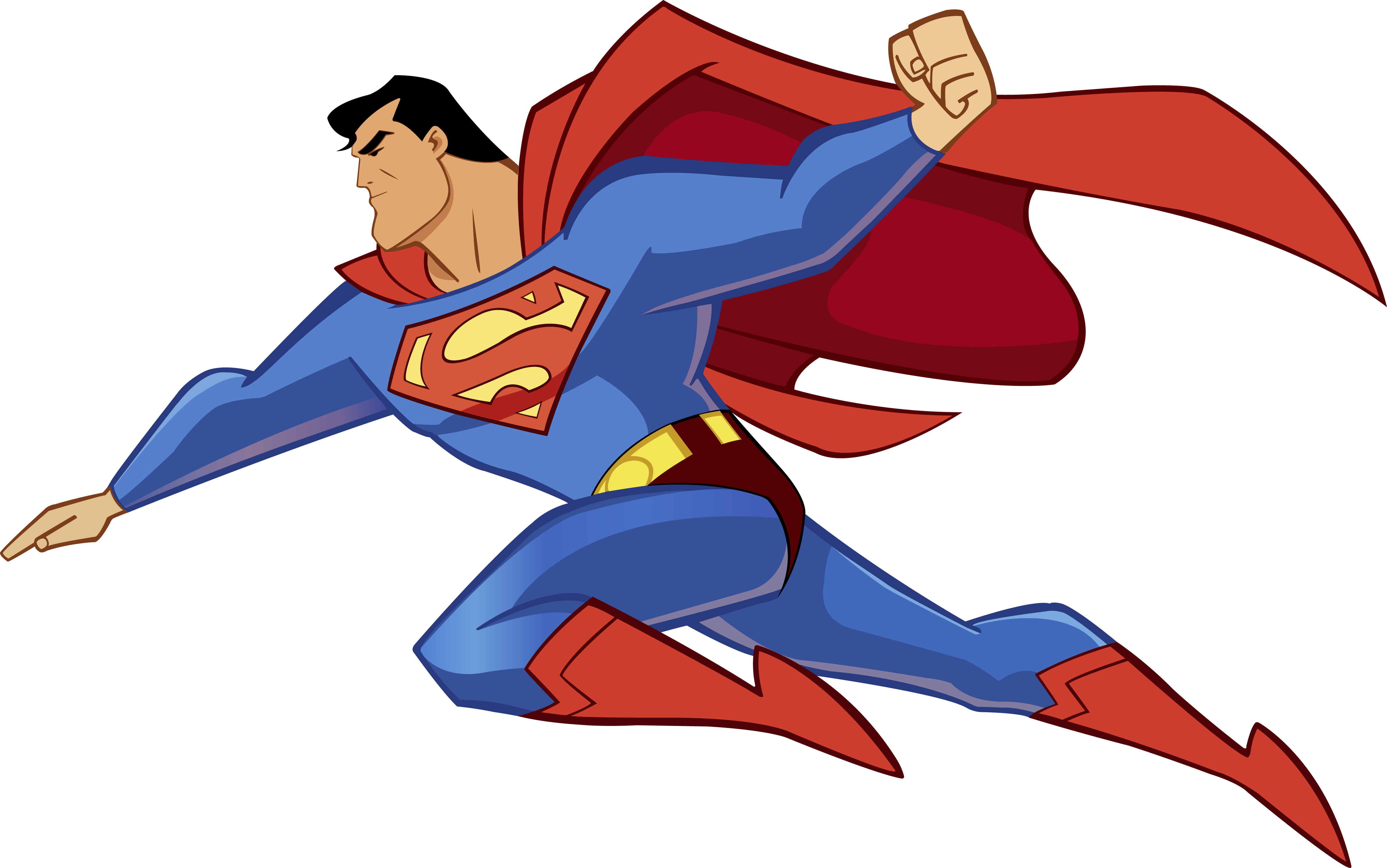 A project for my. Battle clipart superhero