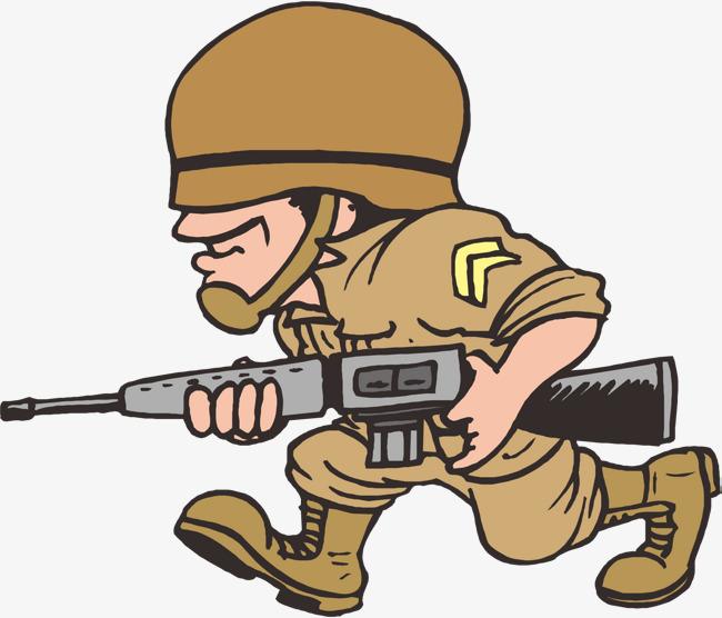 Battle clipart war fighting. Veterans firearms the png