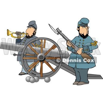 Battle clipart war fighting. Civil battles