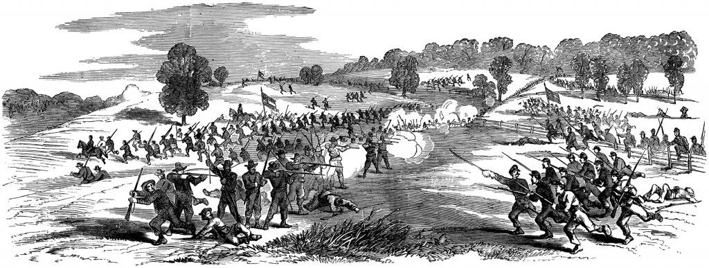 Battle clipart war fighting. Rutherford b hayes at