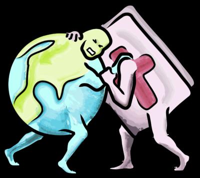 Image bible wrestling the. Battle clipart warfare