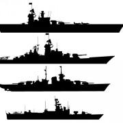 Battleship clipart. Battleships panda free images