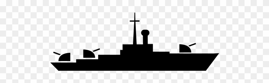 Clip art png download. Battleship clipart black and white
