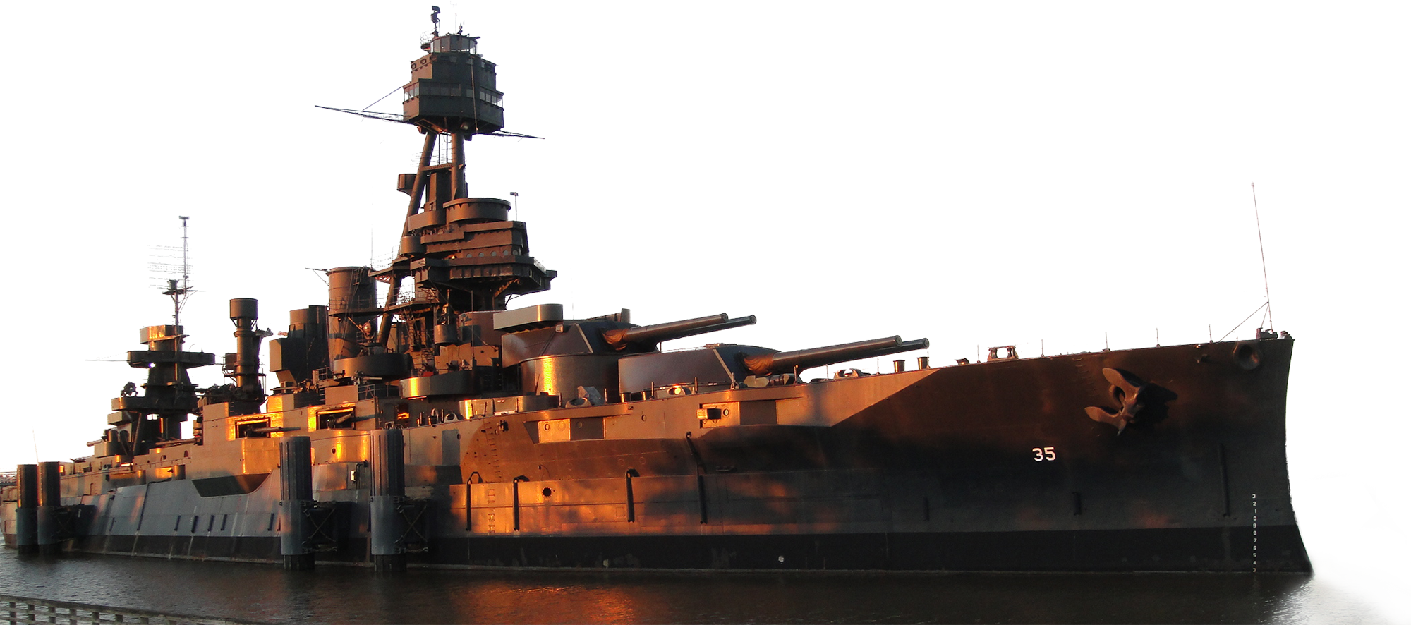 Navy clipart dreadnought. The battleship texas foundation
