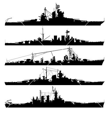 Silhouette clip art navy. Battleship clipart military ship