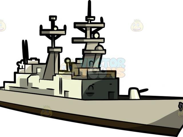 Battleship clipart navy boat.  clip art free