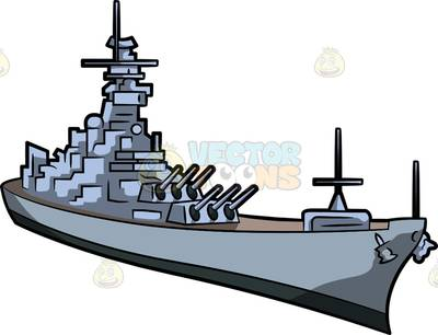 Destroyer silhouette at getdrawings. Battleship clipart navy boat