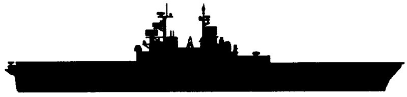 Battleship clipart silhouette. At getdrawings com free