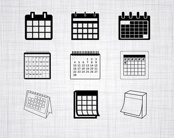 Battleship clipart svg. Bundle cut calendar files