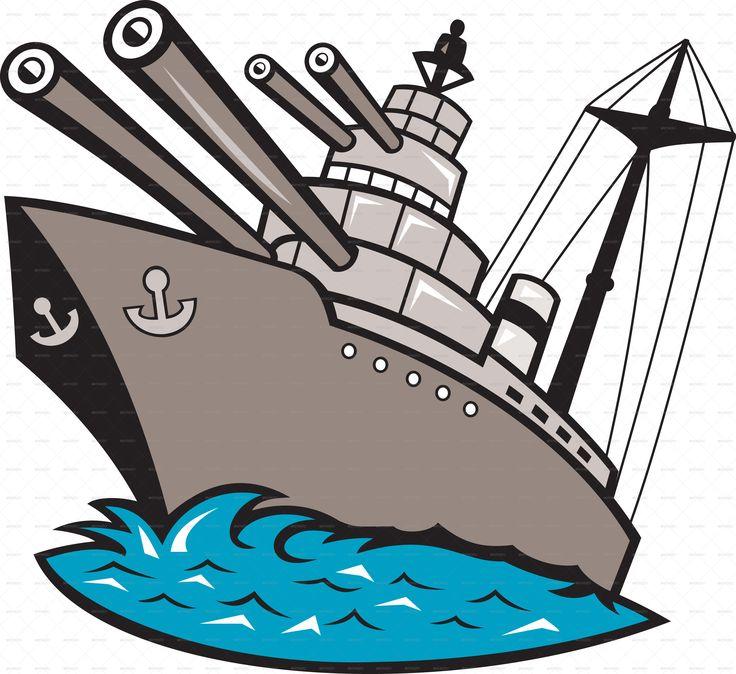 Battleship clipart transparent background.  best vectors images