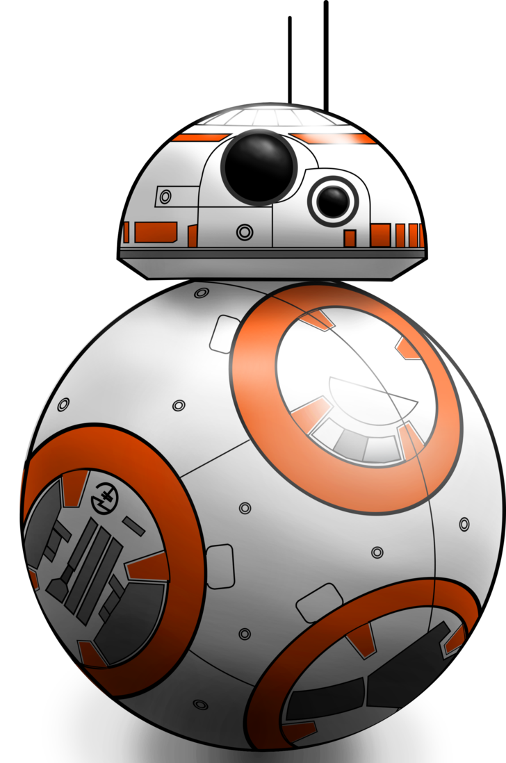Starwars clipart animated. Bb free clip art