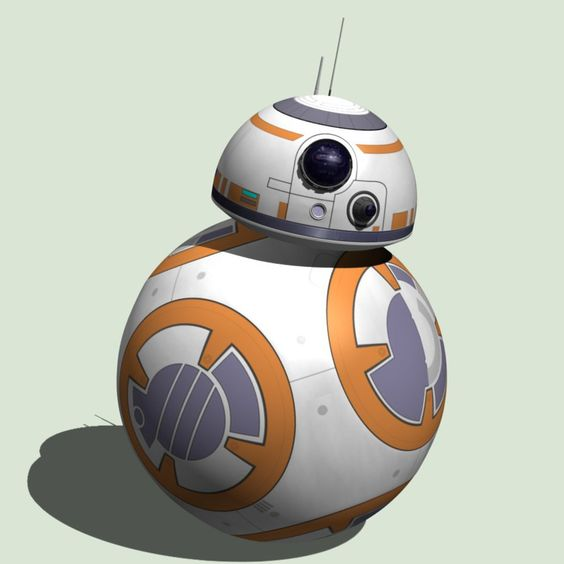 Free bb cliparts download. Bb8 clipart