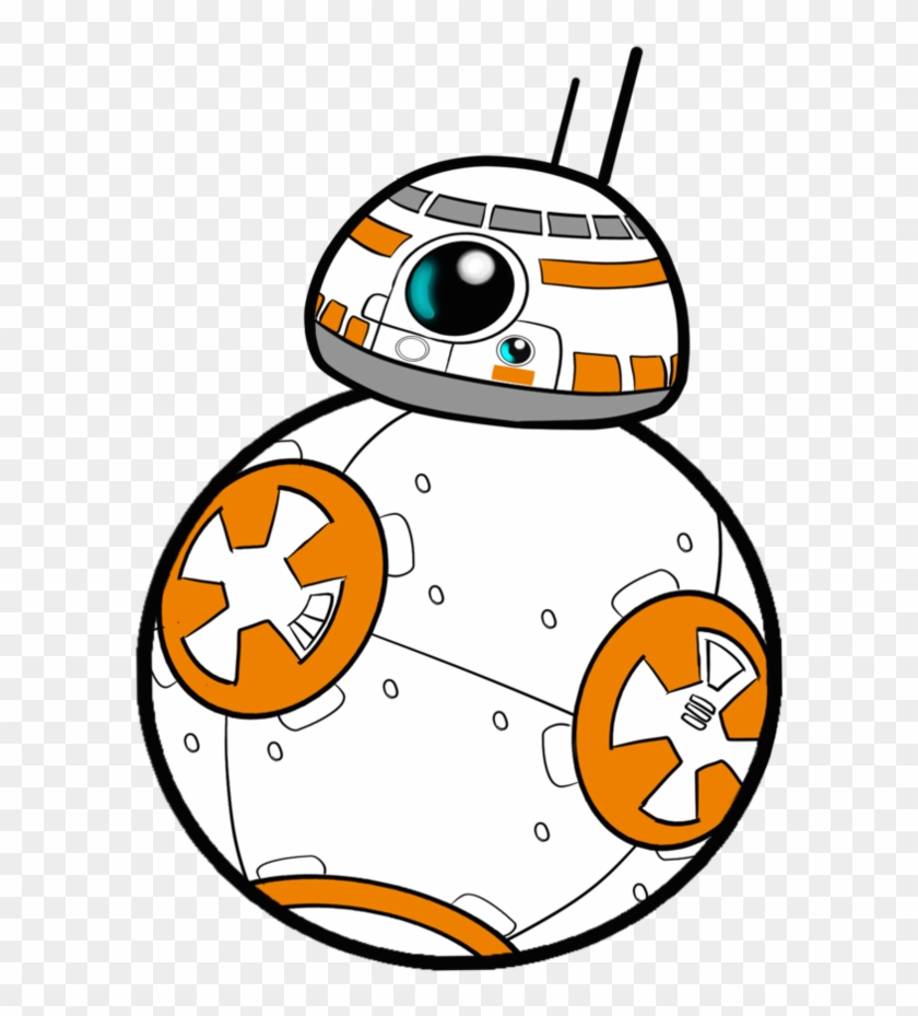 Bb8 clipart. Bb the force awakens