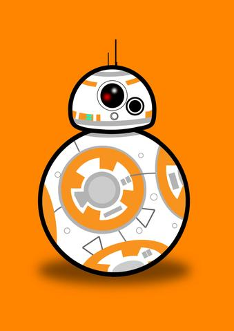 Bb8 Clipart Cute Bb8 Cute Transparent Free For Download