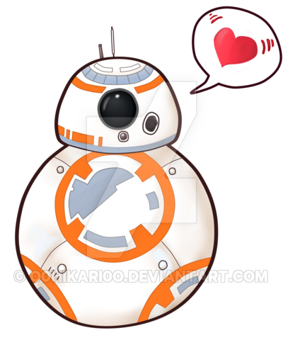 collection of bb. Bb8 clipart cute
