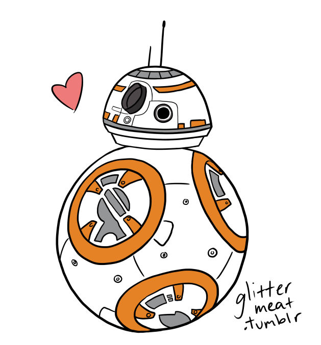 Bb8 clipart cute.  collection of bb