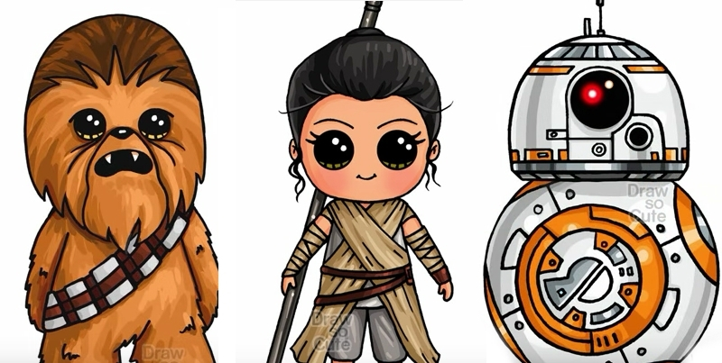 Bb8 clipart easy draw. Learn how to your