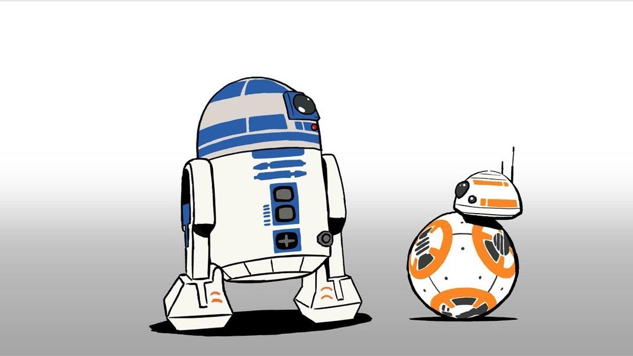 Star wars blips wookieepedia. Bb8 clipart r2d2
