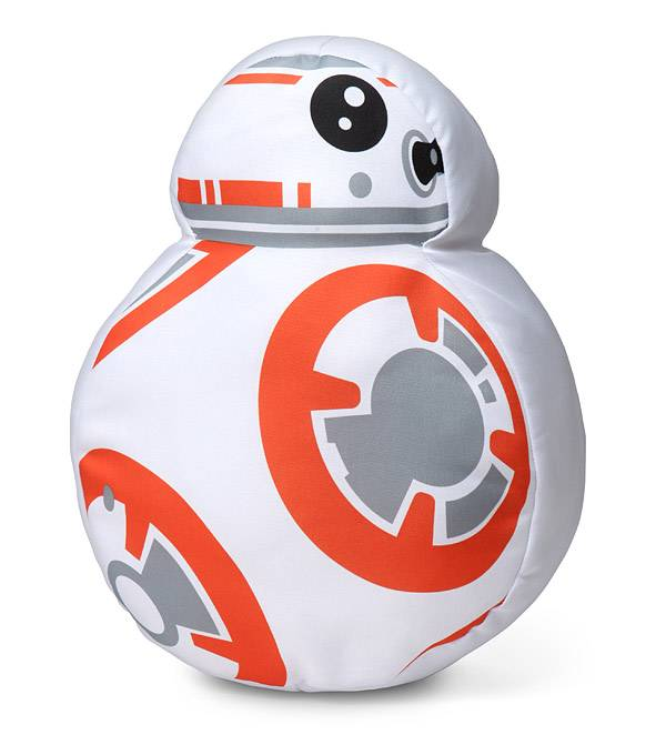 Bb8 clipart star wars. Bb throw pillow thinkgeek