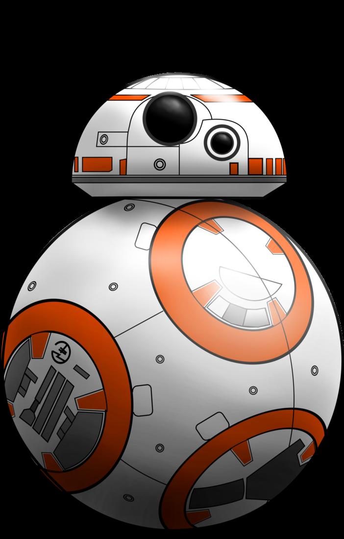Bb8 clipart the force awakens. Hd star wars bb
