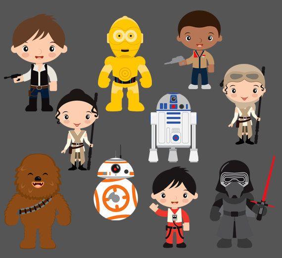 Star wars darth vader. Chewbacca clipart c3po r2d2