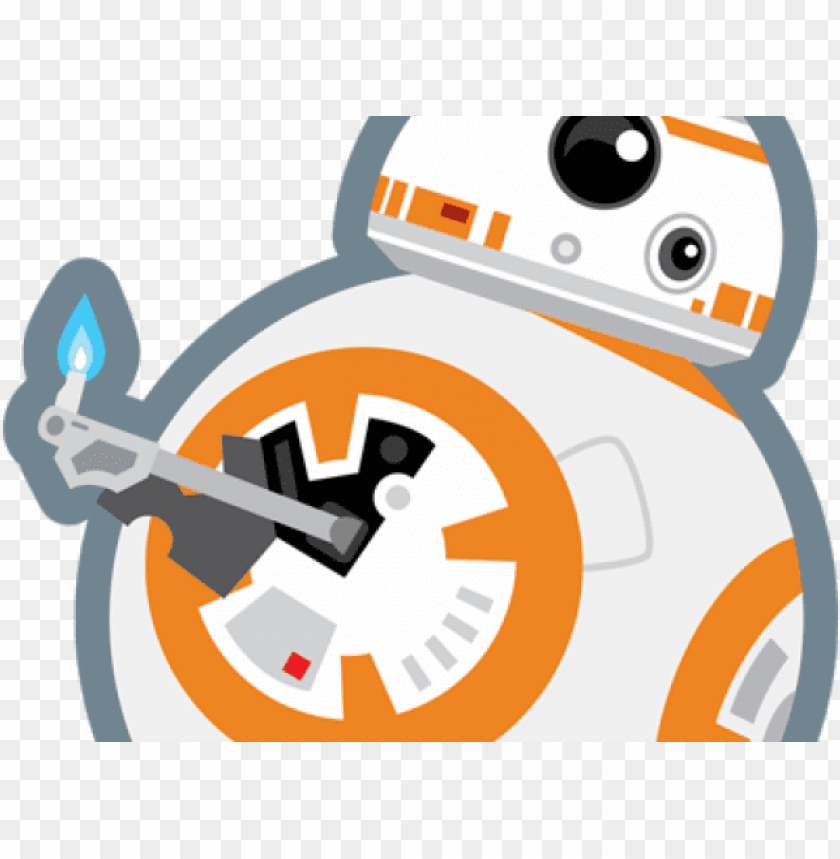 Bb8 clipart transparent background. Star wars bb png