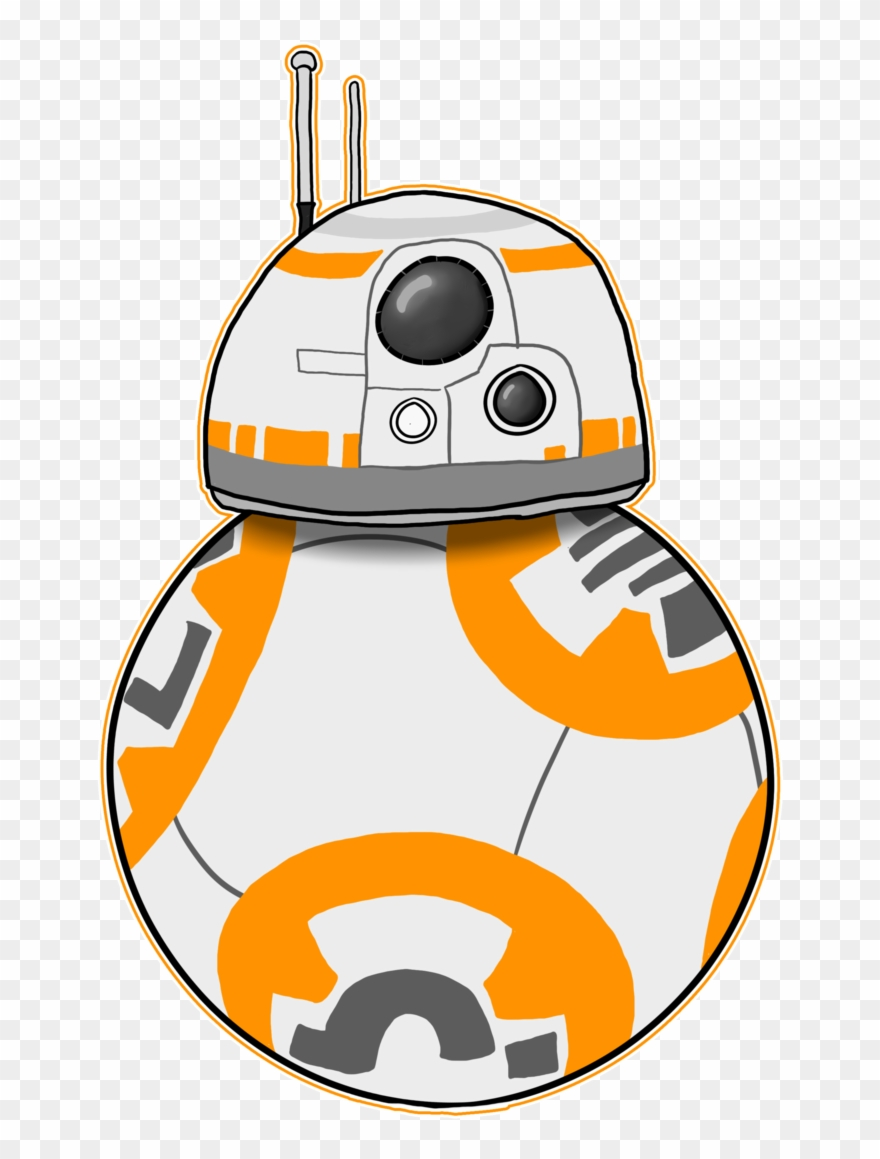 Picture free bb svg. Bb8 clipart transparent background