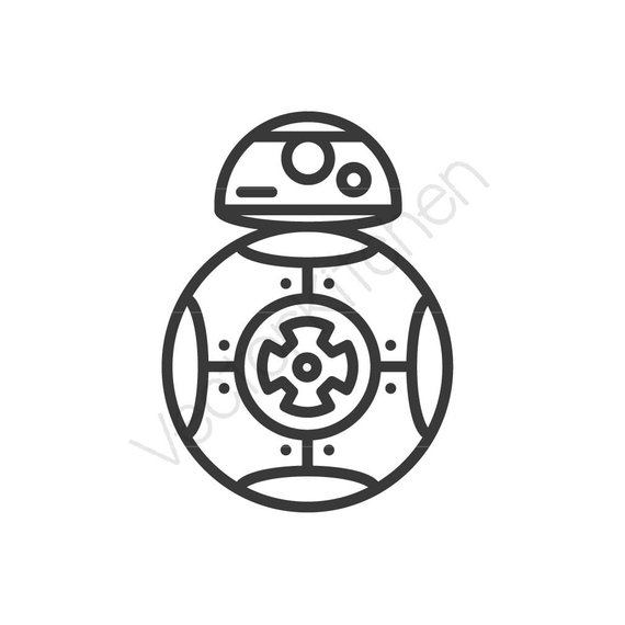 Bb8 clipart vector. Pin on products